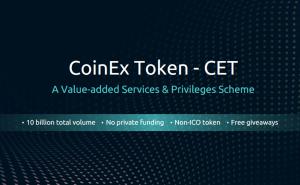 CoinExToken(CET)